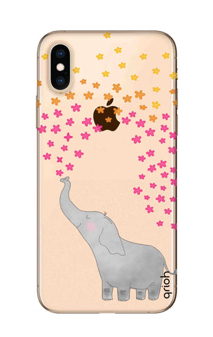 Cute Elephant iPhone XS Cases & Covers Online