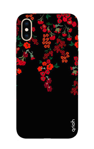 Floral Deco iPhone XS Max Cases & Covers Online