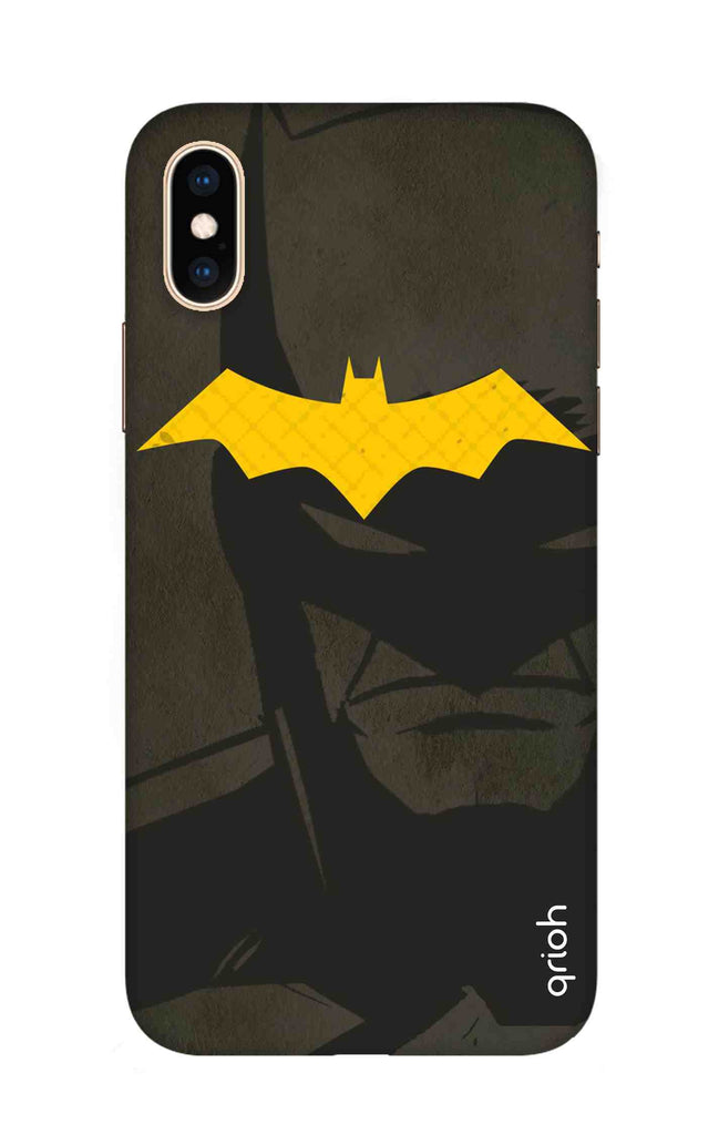 sports shoes f64ed cbb7c Batman Mystery Case for iPhone XS Max