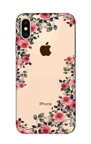 Floral French iPhone XS Max Cases & Covers Online