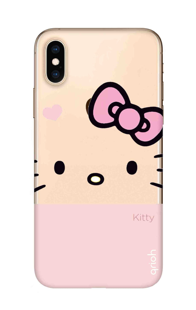on sale ff13f 99d47 Hello Kitty Case for iPhone XS Max