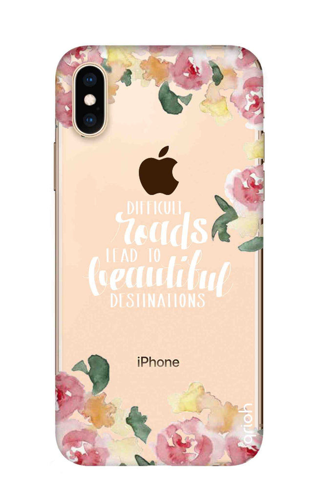 adc27d4447 Beautiful Destinations iPhone XS Max Back Cover - Flat 35% Off On iPhone XS  Max Covers – Qrioh.com