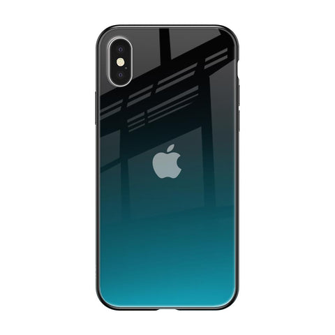 Ultramarine iPhone XS Max Glass Cases & Covers Online