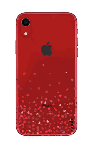Floating Hearts iPhone XR Cases & Covers Online