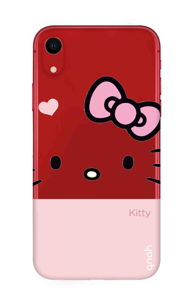 sale retailer 769c3 9b5df Hello Kitty Case for iPhone XR