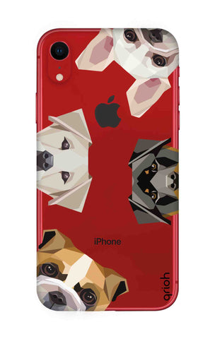 Geometric Dogs iPhone XR Cases & Covers Online