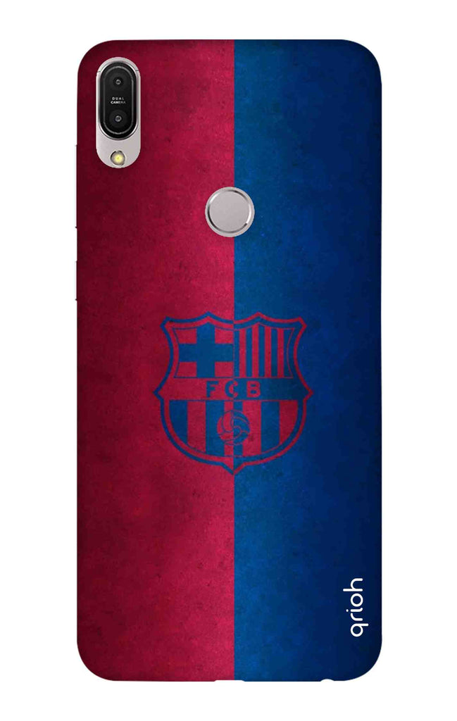 asus zenfone max pro m1 cover  Football Club Logo Asus Zenfone Max Pro M1 Back Cover - Flat 35% Off ...