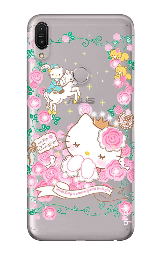 pretty nice 2a470 ce762 Sleepy Kitty Case for Asus Zenfone Max Pro M1