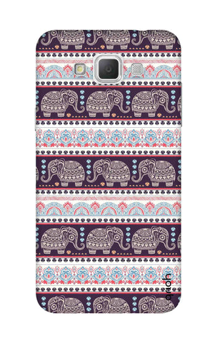 Elephant Pattern Samsung Galaxy Grand Max Cases & Covers Online