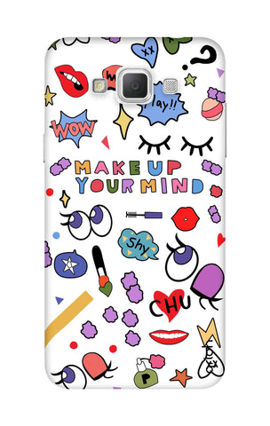 Makeup Your Mind Samsung Galaxy Grand Max Cases & Covers Online
