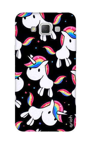 Colourful Unicorn Samsung Galaxy Grand Max Cases & Covers Online