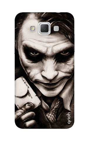 Why So Serious Samsung Galaxy Grand Max Cases & Covers Online
