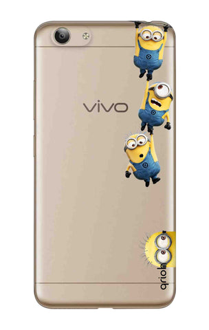 Falling Minions Vivo Y53 Cases & Covers Online