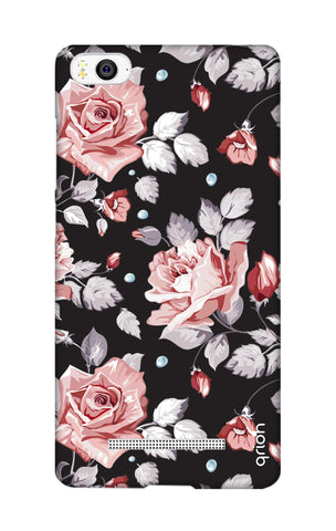 Shabby Chic Floral Xiaomi Mi 4i Cases & Covers Online