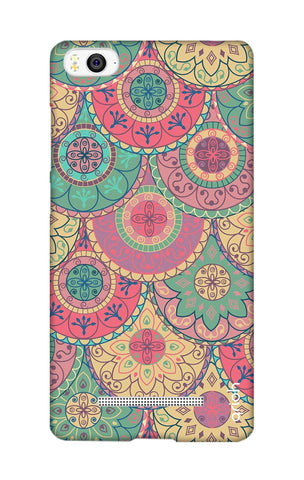 Colorful Mandala Xiaomi Mi 4i Cases & Covers Online