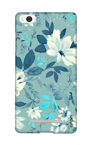 White Lillies Xiaomi Mi 4i Cases & Covers Online