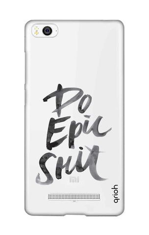Do EPIC Shit Paint Xiaomi Mi 4i Cases & Covers Online