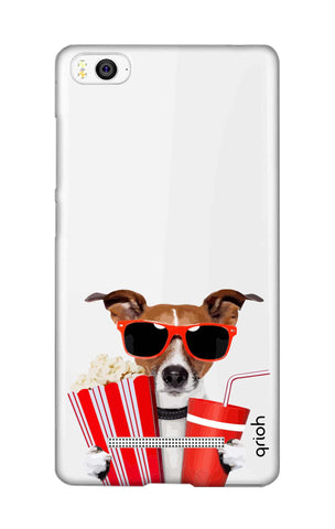 Dog Watching 3D Movie Xiaomi Mi 4i Cases & Covers Online