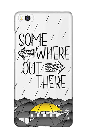 Somewhere Out There Xiaomi Mi 4i Cases & Covers Online