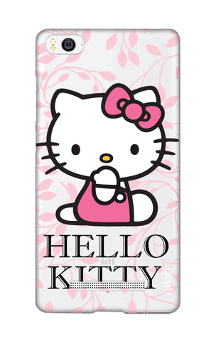 Hello Kitty Floral Xiaomi Mi 4i Cases & Covers Online
