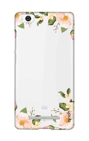 Flower In Corner Xiaomi Mi 4i Cases & Covers Online