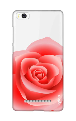 Peach Rose Xiaomi Mi 4i Cases & Covers Online