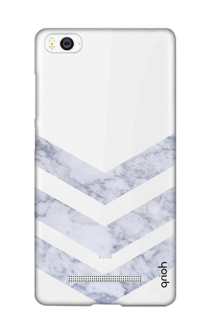 Marble Chevron Xiaomi Mi 4i Cases & Covers Online