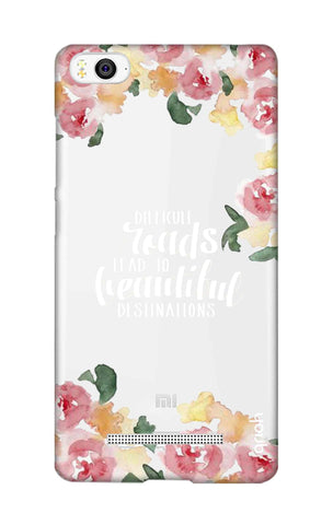 Beautiful Destinations Xiaomi Mi 4i Cases & Covers Online