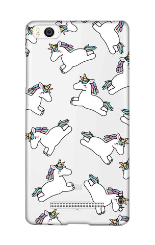 Jumping Unicorns Xiaomi Mi 4i Cases & Covers Online