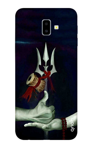 Shiva Mudra Samsung J6 Plus Cases & Covers Online