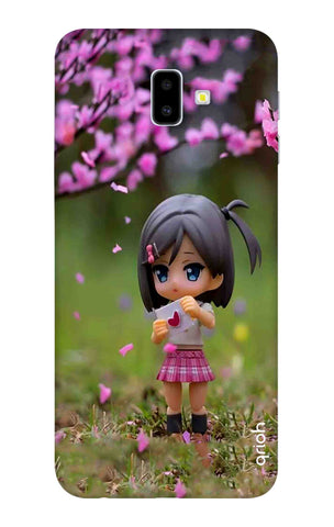 Cute Girl Samsung J6 Plus Cases & Covers Online