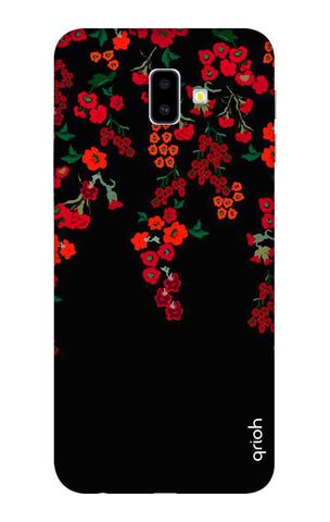 Floral Deco Samsung J6 Plus Cases & Covers Online