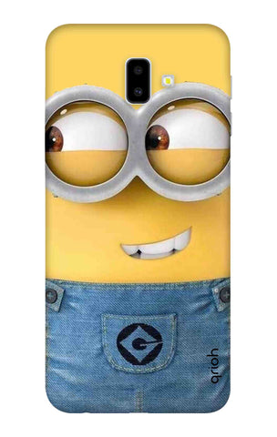 Smirk Samsung J6 Plus Cases & Covers Online