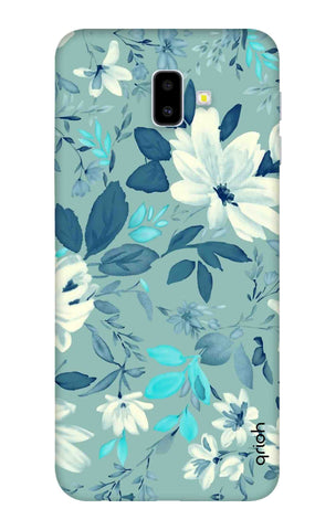 White Lillies Samsung J6 Plus Cases & Covers Online