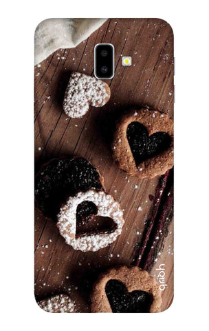 Heart Cookies Samsung J6 Plus Cases & Covers Online
