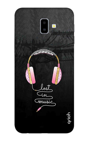 Lost In Music Samsung J6 Plus Cases & Covers Online