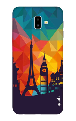 Wonders Of World Samsung J6 Plus Cases & Covers Online