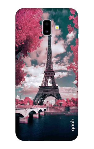 When In Paris Samsung J6 Plus Cases & Covers Online