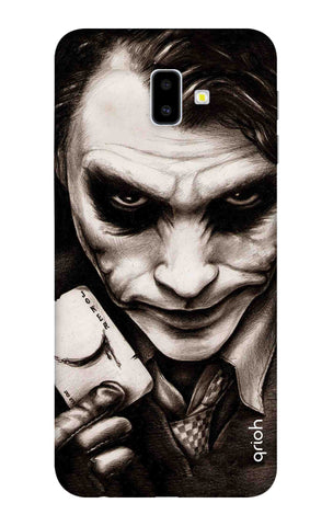 Why So Serious Samsung J6 Plus Cases & Covers Online
