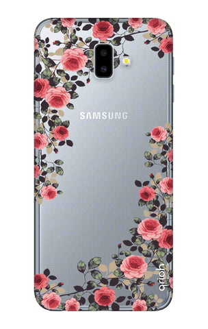 Floral French Samsung J6 Plus Cases & Covers Online