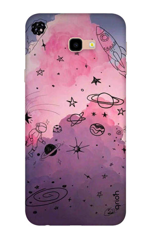 Space Doodles Art 