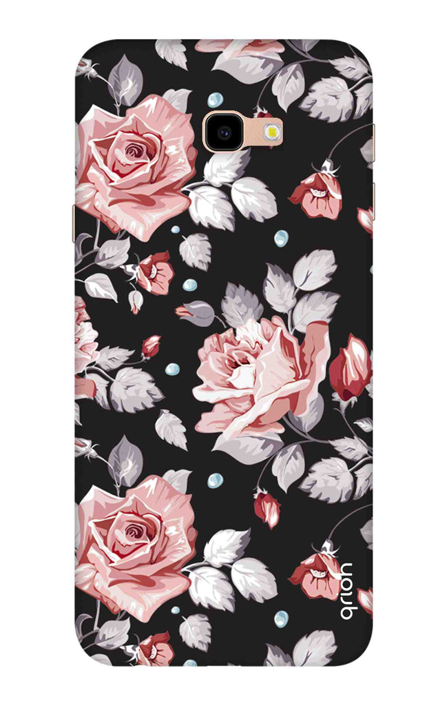 online store 85711 ec630 Shabby Chic Floral Case forSamsung Galaxy J4 Plus