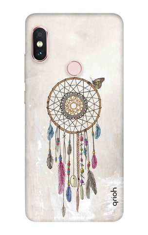 Butterfly Dream Catcher Xiaomi Redmi Note 6 Pro Cases & Covers Online
