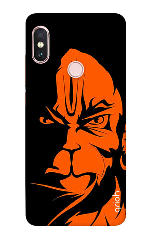 Lord Hanuman Xiaomi Redmi Note 6 Pro Cases & Covers Online