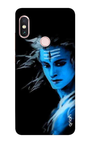 Shiva Tribute Xiaomi Redmi Note 6 Pro Cases & Covers Online