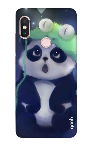Baby Panda Xiaomi Redmi Note 6 Pro Cases & Covers Online