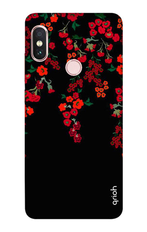 Floral Deco Xiaomi Redmi Note 6 Pro Cases & Covers Online