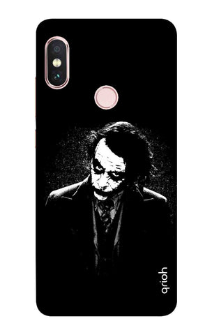 Black Satan Xiaomi Redmi Note 6 Pro Cases & Covers Online