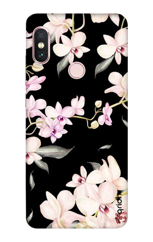 Seamless Flowers Xiaomi Redmi Note 6 Pro Cases & Covers Online