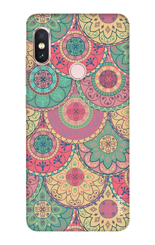 Colorful Mandala Xiaomi Redmi Note 6 Pro Cases & Covers Online
